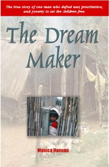 book cover the dream maker