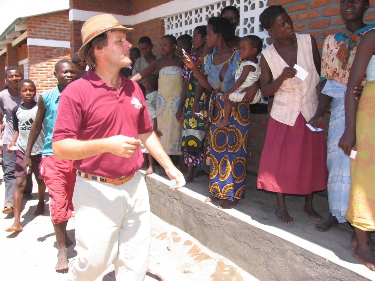 malawi africa patrick visit