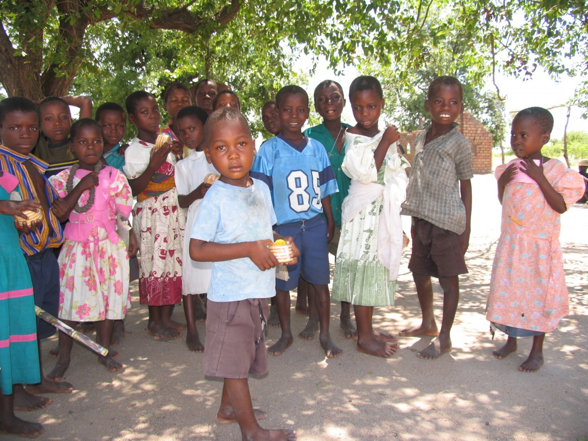 malawi africa young kids