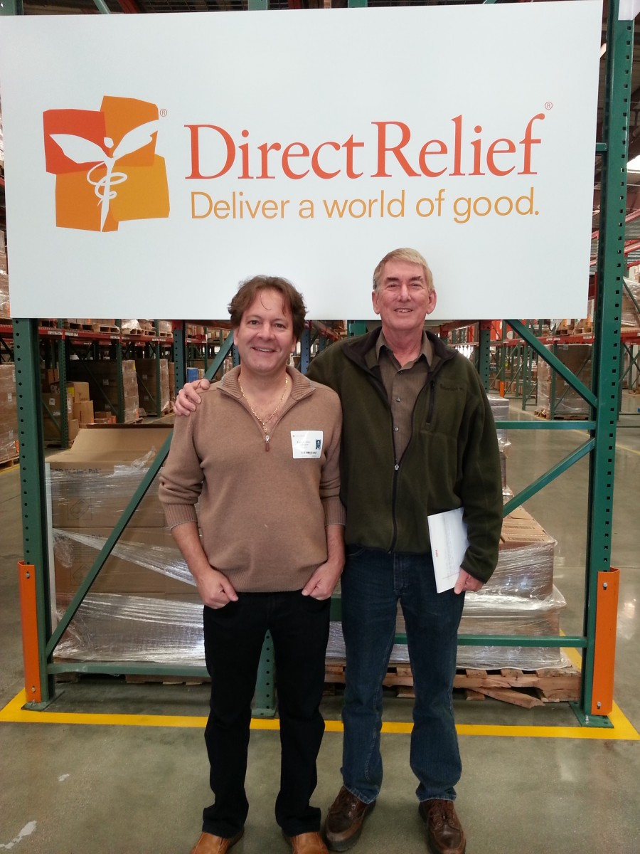 patrick and direct relief